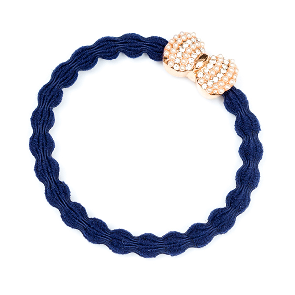Navy Bling Bow byEloise