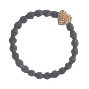 Storm Grey Bling Heart byEloise
