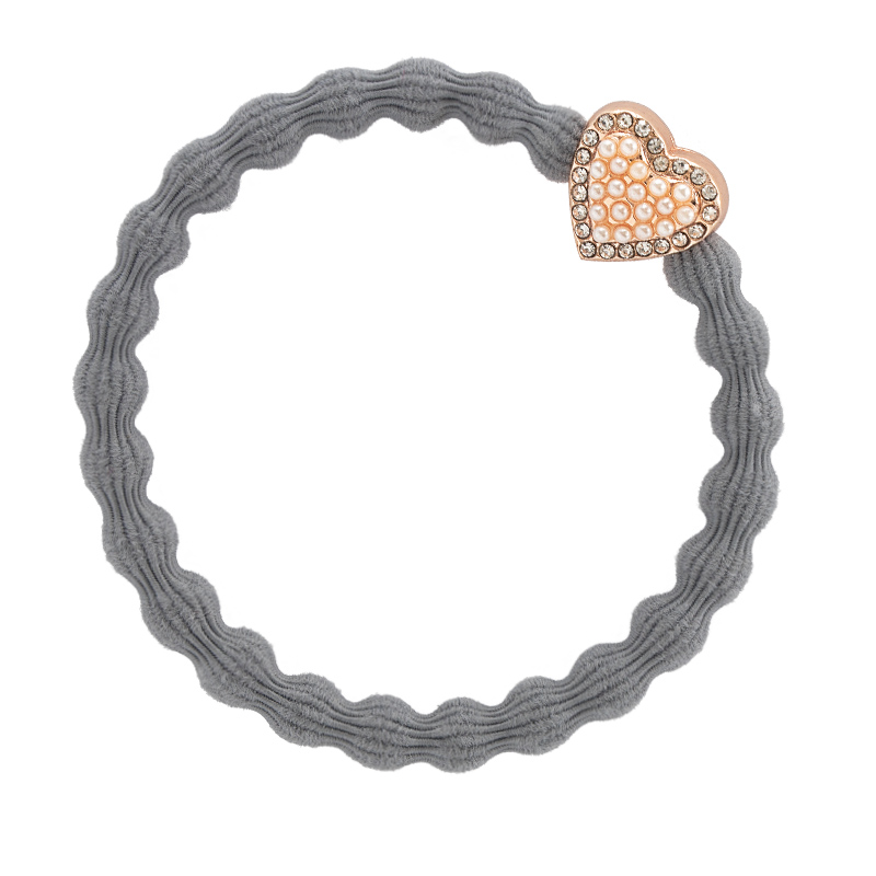 Byeloise Bling Heart Storm Grey