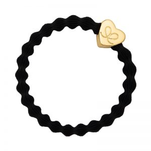 Gold Heart Black ByEloise