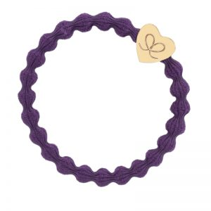 Purple Gold Heart byEloise