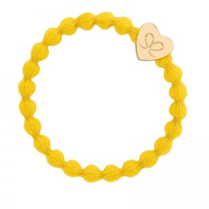 Mustard Yellow Gold Heart byEloise