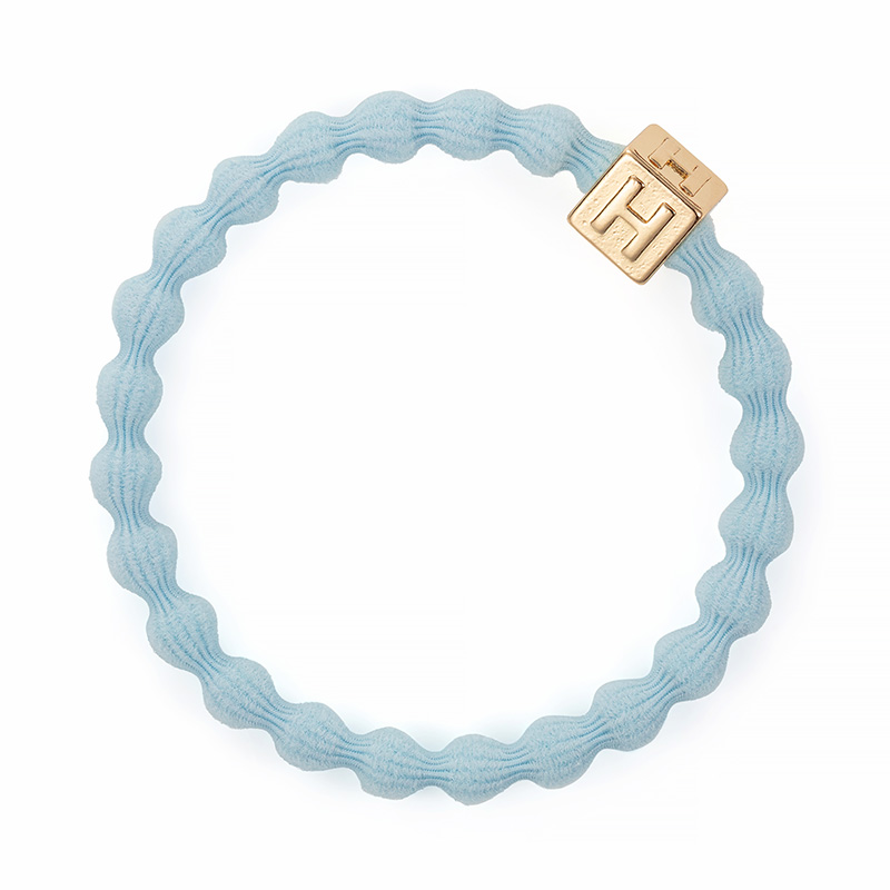 Letter H - Sky Blue - byEloise London