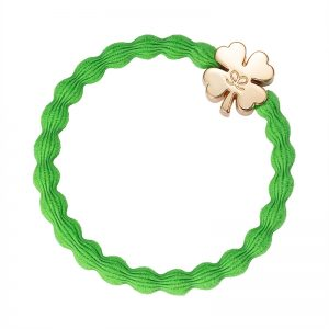 Apple Green Gold Charms Gold Leaf byEloise