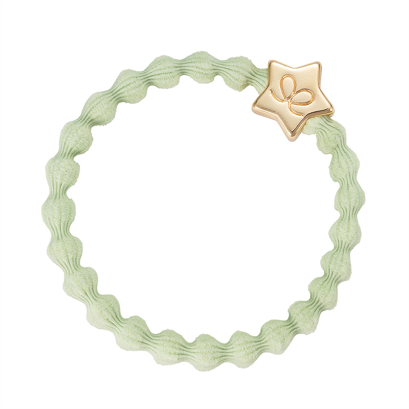 Pistachio Gold Charms Gold Star byEloise