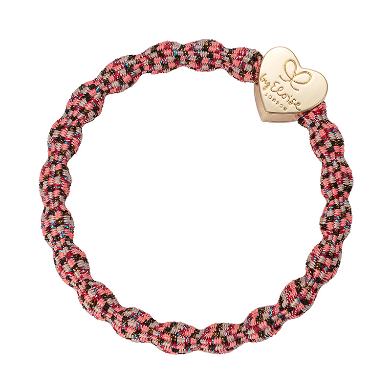 Berries Gold Charms Metallic Gold Heart byEloise