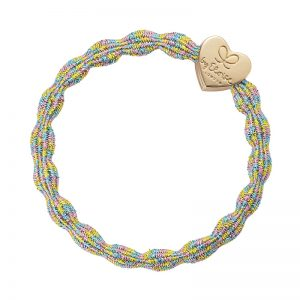 Candy Gold Charms Metallic Gold Heart byEloise