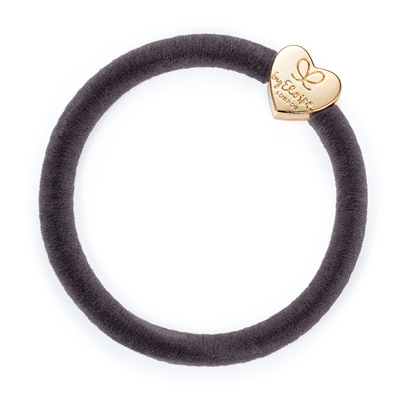Gold Heart French Grey ByEloise