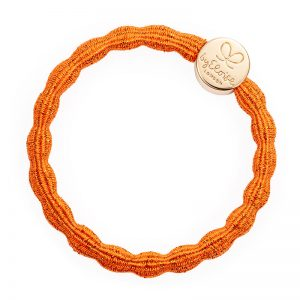 Gold Circle Orange Peel ByEloise